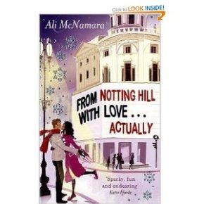 Ali McNamara… Actually