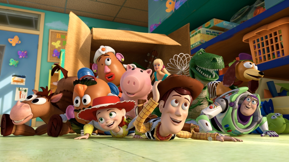 Toy Story 3: The Climax Of A Generation (2/6)