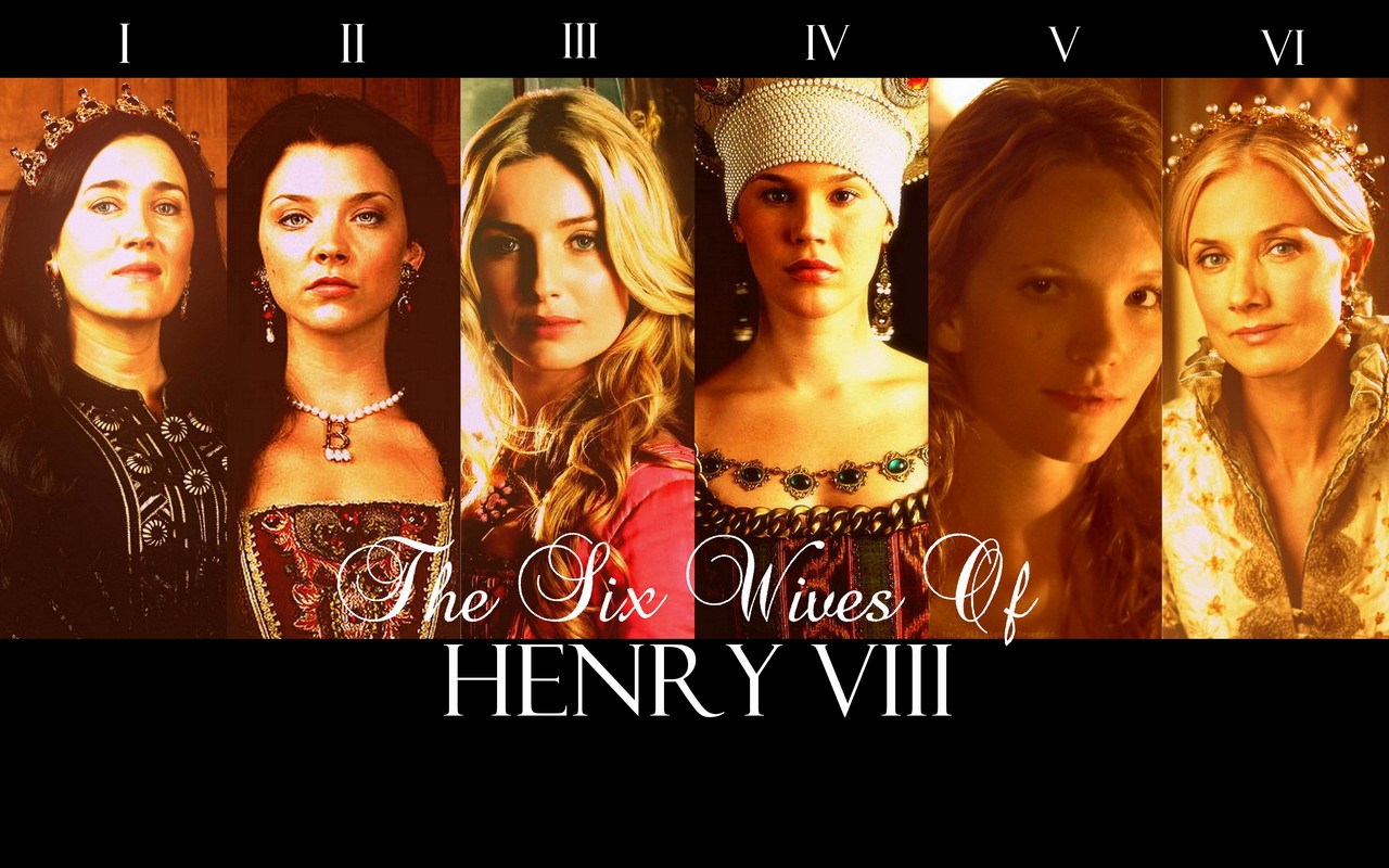 Who was Henry VIII's first wife?