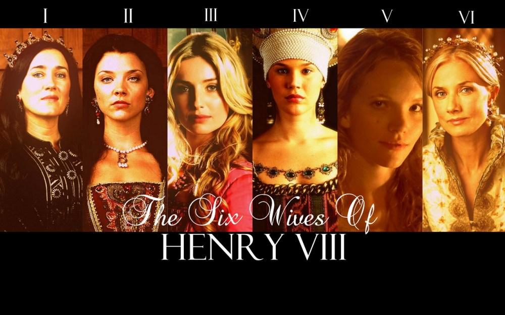 Long Live The Tudors! (1/6)