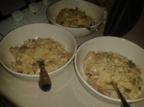 Lolo's Super Risotto