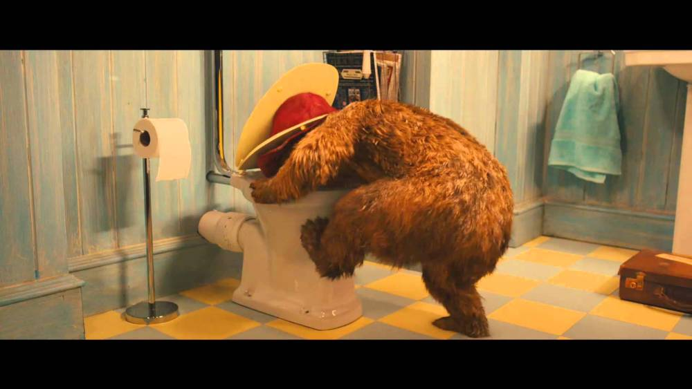 Paddington Bear (1/6)