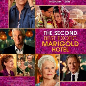 The Second Best Exotic MarigoldHotel