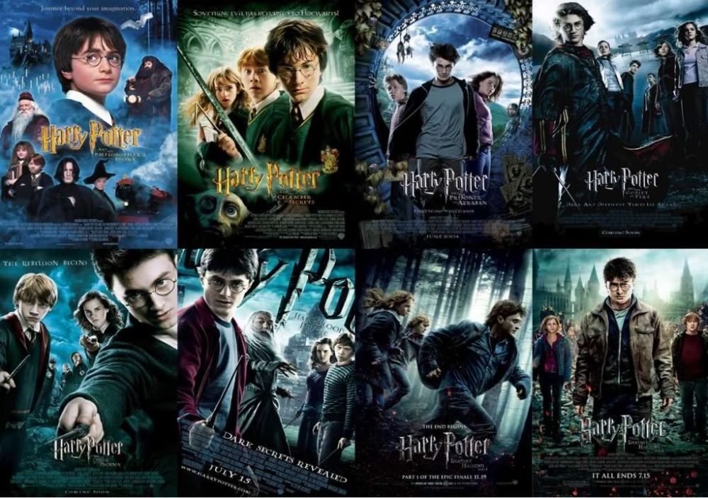 Why I'll Always Love Harry Potter (3/4)