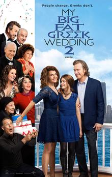 My Big Fat Greek Wedding2