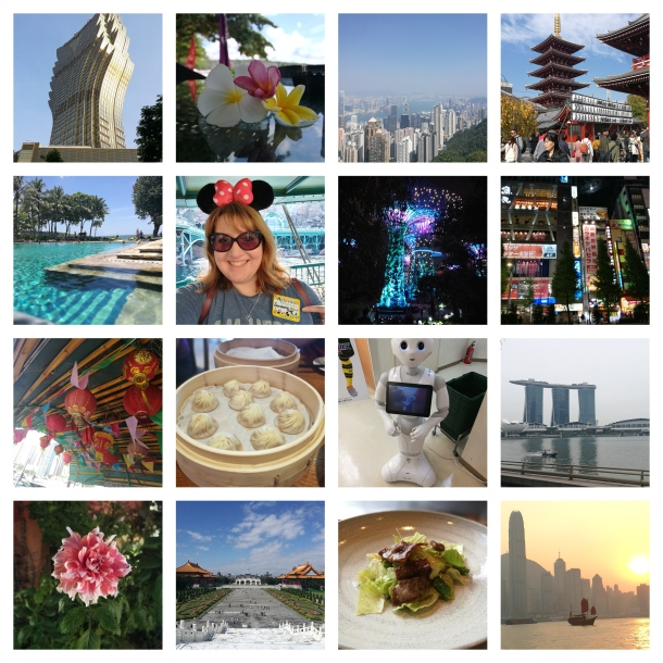 Asia collage-collage